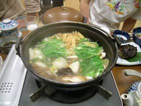 ショザワ根菜鍋